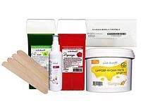 Шугаринг (сахарная эпиляция) в домашних условиях ТМ SILK & SOFT