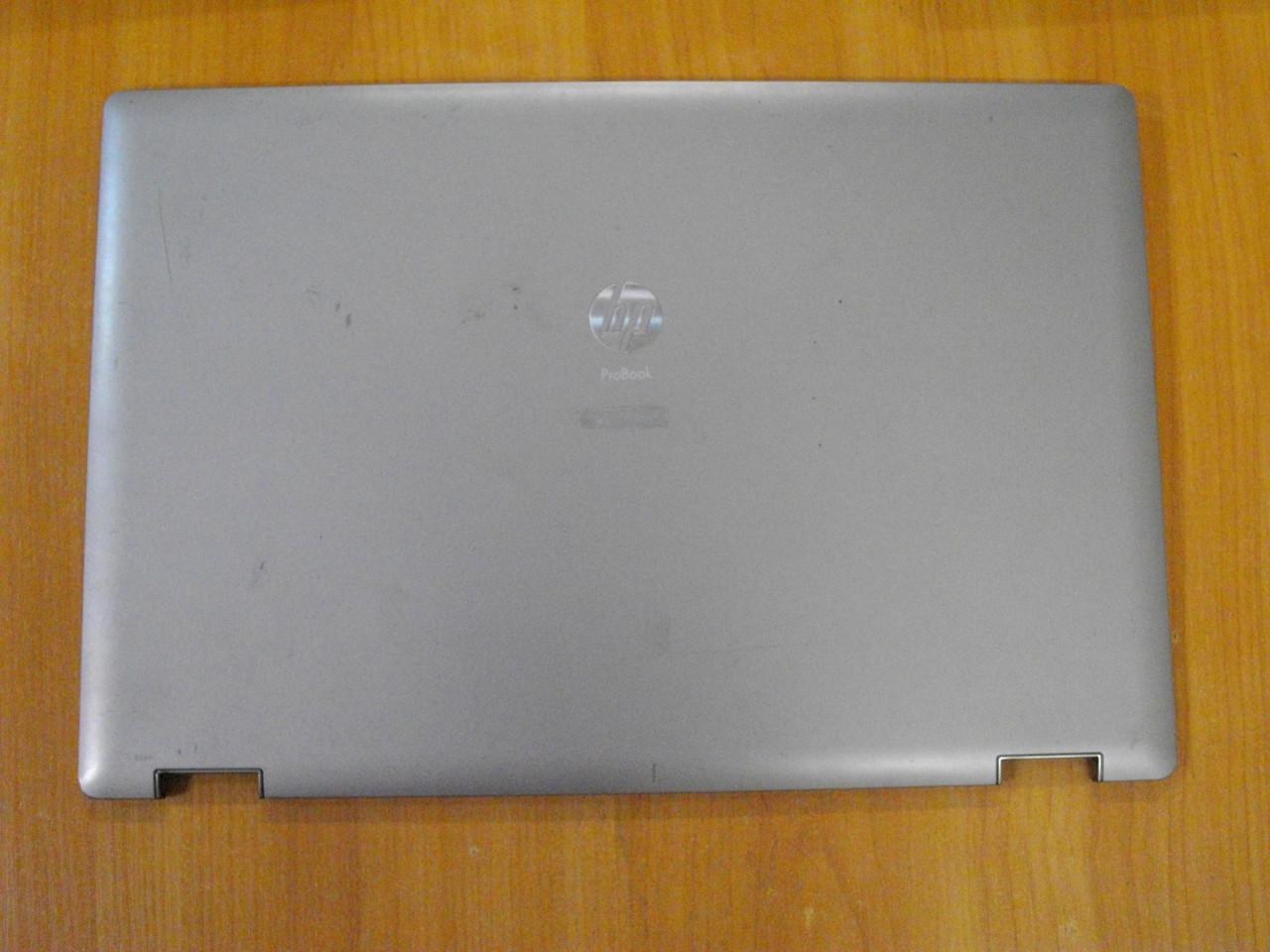 Оригинальный Корпус Крышка матрицы HP ProBook 6555b бу