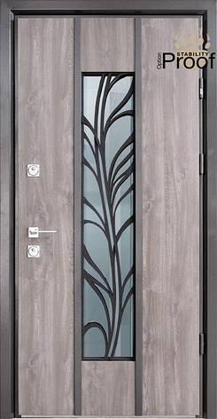 Двери уличные, STRAJ Proof, модель Calibri Proof, комплектация Proof Standard Hook, MUL-T-LOCK, фото 2