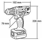 Шуруповерт BOSCH PT аккумуляторных (гайковерт GDR120-LI + шуруповёрт GSR 120-LI) (0.601.9F0.002)