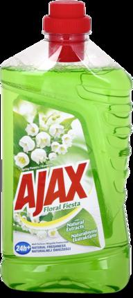 Универсальное моющее средство Ajax Spring Flowers 1 л