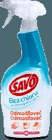 Средство для удаления жира Savo без хлора 700 мл