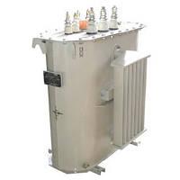 Трансформатор напряжения ТМТО-80 силовой масляный для прогрева бетона