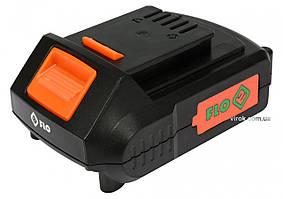 Аккумулятор FLO Li-Ion 18 В 1.5 Aч для газонокосарок 79510 и 79520