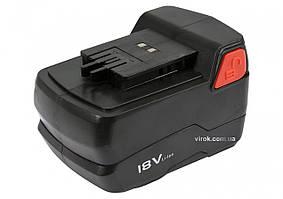 Аккумулятор YATO Li-Ion 18 В 3Ач для гайковертов YT-82930, YT-82931