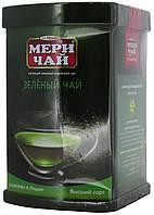 """Чай зелёный индийский """"MeriChai"""" 100г"""
