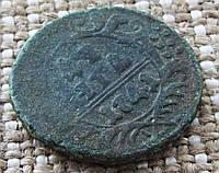"""Старинная монета """"Денга"""" 1741г."""