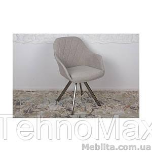 Кресло Nicolas Almeria (бежевое) поворотное