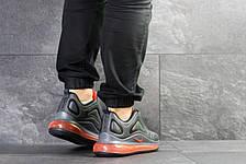 Мужские кроссовки Nike air max 720,плотная сетка, серые 43,44р, фото 2