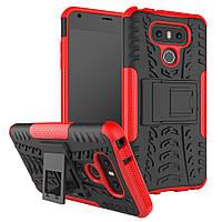 Чехол Armor Case для LG G6 (H870) Красный