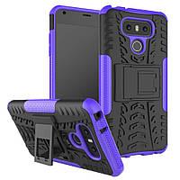 Чохол Armor Case для LG G6 (H870) Фіолетовий