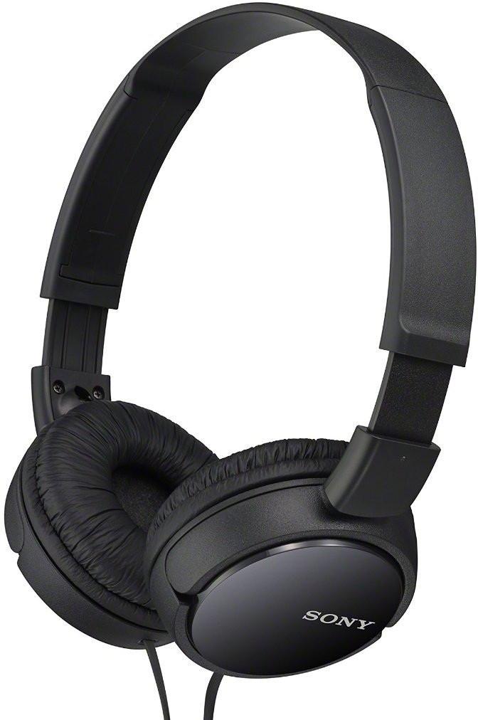 Наушники Sony MDR-ZX110 Black (MDRZX110B.AE)