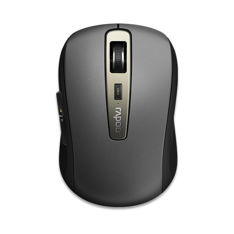 Мышь Bluetooth Rapoo MT350 Black