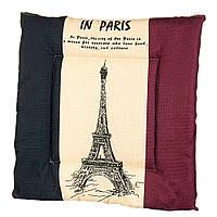"""Декоративная подушка для стула """"Франция"""" 40х40 см"""