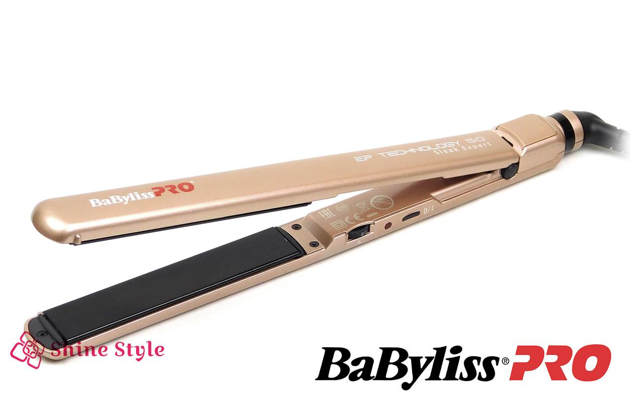Утюжок Babyliss Pro Sleek Expert Rose Gold BAB2072RGEPE