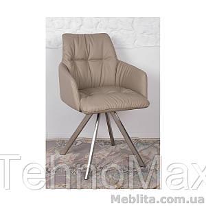 Кресло Nicolas Leon (бежевое) поворотное
