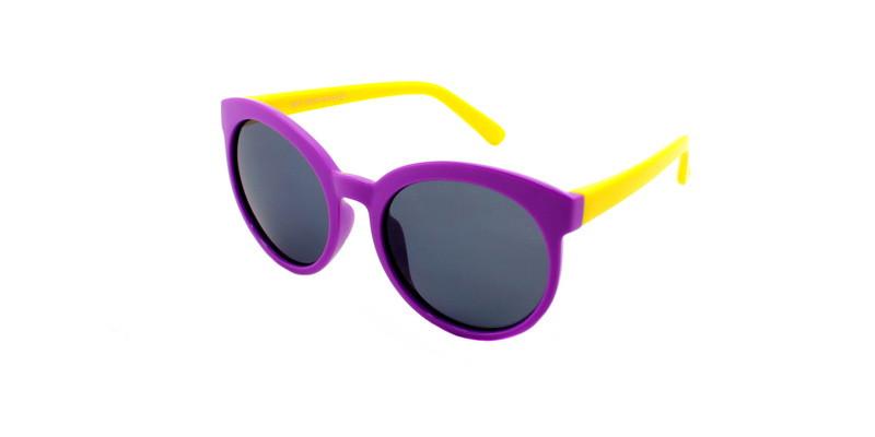 Яркие очки солнечные для девочки Shrek Polaroid