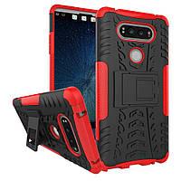 Чехол Armor Case для LG V20 H990 Красный, фото 1