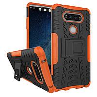 Чехол Armor Case для LG V20 H990 Оранжевый, фото 1