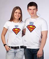 Парные футболки Супер Пара, фото 1