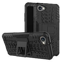 Чехол Armor Case для LG Q6 / Q6a / Q6 Plus / Q6 Prime Черный