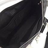 Мужская сумка натуральная кожа Damier Graphite, фото 3
