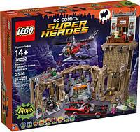 LEGO Super Heroes Логово Бетмена (76052)
