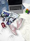 Женские кроссовки New Balance 574 розовые, фото 10