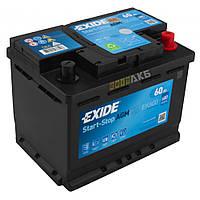 Аккумулятор стартерный  Exide AGM 6СТ-95 Евро необслуживаемый