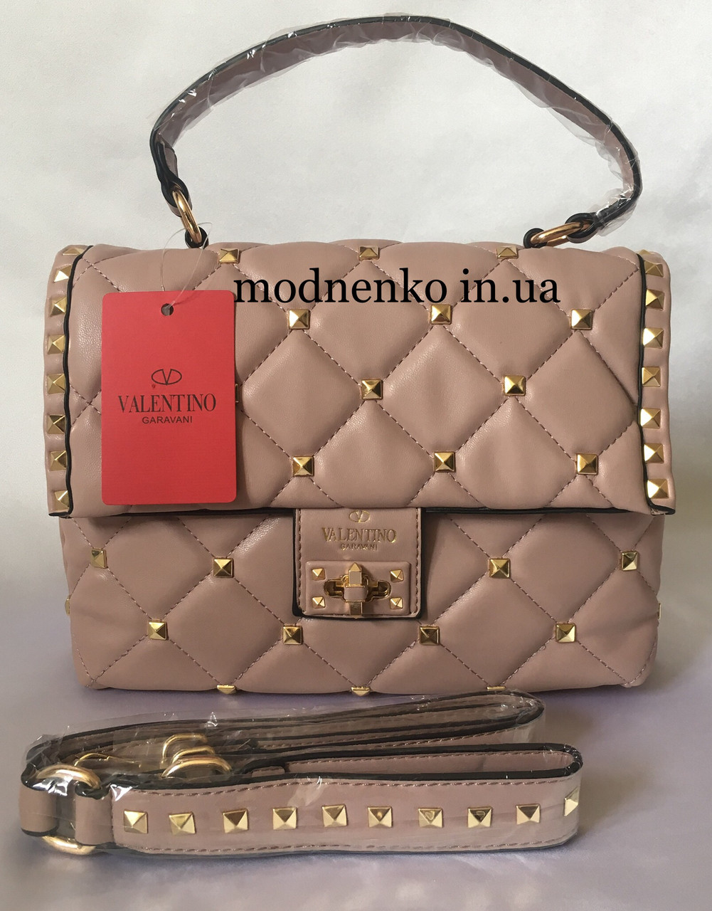 87a46d4f3c86 Женская сумка Valentino GARAVANI VLTN эко кожа: продажа, цена в ...