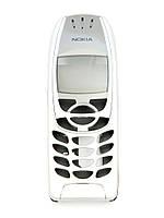 Корпус для Nokia 6310/6310i, High Copy, Серебристый
