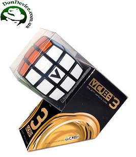 Кубик Рубіка V-CUBE 3х3 Black Pillow,круглий.Оригінал.Греція.