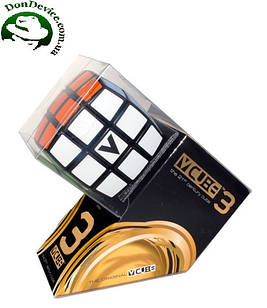 Кубик Рубика V-CUBE 3х3 Black Pillow,круглый.Оригинал.Греция.
