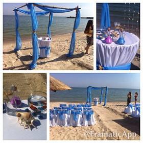 """Весільна церемонія """"Морський стиль"""""""