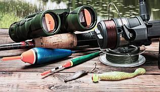 Товары для рыбалки, рыболовные снасти по Суперцене в интернет-магазине ZOOM Shop