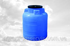 """Емкость пластиковая для воды  ODS 100л. вертикальная """"Консенсус""""(шт.)"""