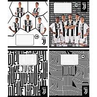 Тетрадь Kite Juventus 18 листов клетка JV19-236