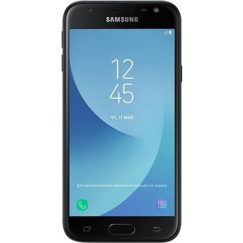 Смартфон Samsung Galaxy J3 2017 Duos Black UA UCRF