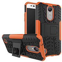 Чехол Armor Case для LG K10 2017 M250 Оранжевый, фото 1