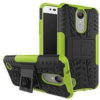 Чехол Armor Case для LG K10 2017 M250 Лайм