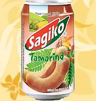Напій Тамаринд, Sagiko, 320 мл, В'єтнам, АФ