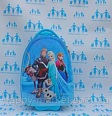 Чемодан дорожный детский для девочки оригинал Josepf Ottenn Холодное сердце 47-JDX-16, фото 2