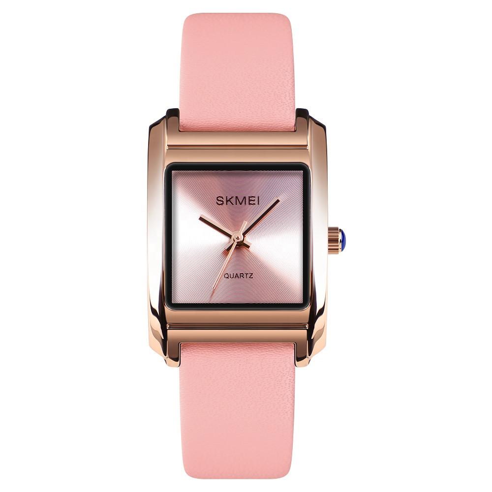 Skmei 1432 рожеві жіночі класичні годинник