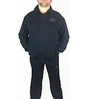 Костюм спортивый супербатал мужской,адидас,adidas,три полосы,трикотаж,Турция р-р 58-62