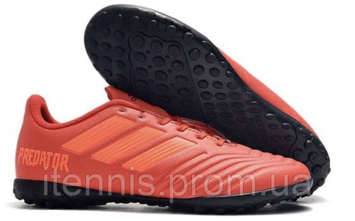 Футбольные сороконожки Adidas Predator Tango 18.4 TF (p. 39-45) NEW