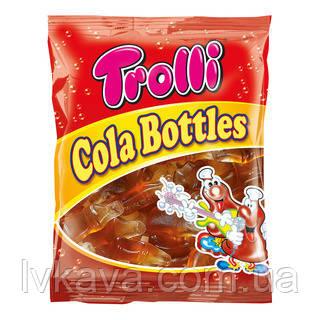 Желейные конфеты Trolli Cola Bottles  , 100 гр