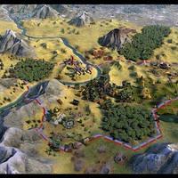Для Civilization 6 выпустили мод, меняющий графику на стиль Civ 5