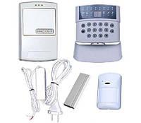 ITV МАКС4064Р. Комплект беспроводной сигнализации для квартиры, коттеджа, дома, офиса