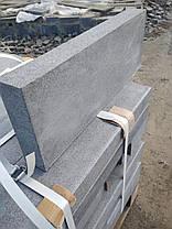 Гранитный бордюр L*200*60, фото 3