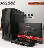 Игровой компьютер, Intel Core i5-4590 3.7GHz, RAM 8ГБ, SSD 120ГБ + HDD 500ГБ, RX 580 8ГБ, гарантия 6 мес!, фото 1